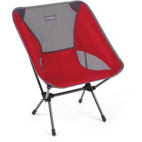 Helinox One Chair scarlet/iron/steel grey